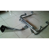 Kit De Headers Y Corneta Escape Para Vocho Carburado Miller
