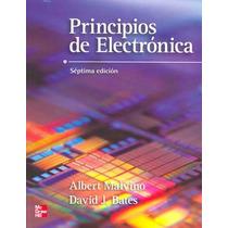 Libro Principios De Electrónica