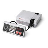 Nintendo Nes Classic Edition 512mb Gris Y Blanco