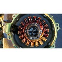Estator Corona Enbobinado De Moto Honda Vfr800 800cc 98-01