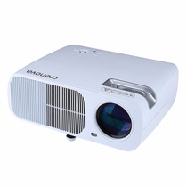 Proyector Crenova Xpe600 Led Video Projector 2600 Lumens 800