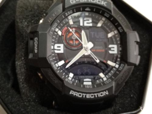 Ga G Brujula Casio Shock Termometro En Reloj Venta 1000 Distrito xoCBdre