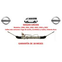 Caja Direccion Hidraulica Cremallera Nissan Urvan 2000