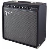 Champion 40 Fender Amplificador Combo Para Guitarra