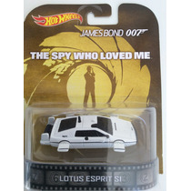 James Bond - The Spy Who Loved Me Lotus Espirit S1 Hotwheels