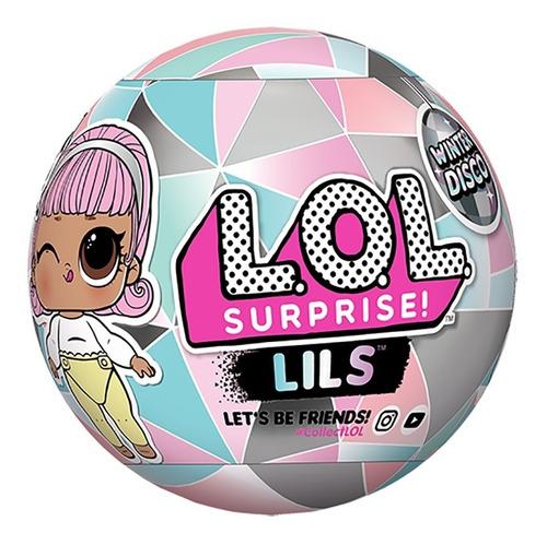 Muñeca Sorpresa L.o.l. Surprise Lil Sisters And Lil Pets