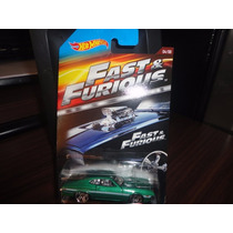 Hot Wheels Rapido Furioso 72 Ford Gran Torino Sport 04/08