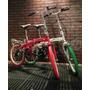 Bicicleta Plegable No Schwinn Gospel Rodada 20 Y 16 Nuevas