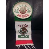 50 Sombrero Viva Mexico Sarape Escudo Tricolor Mini Tequiler