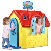 Juego Infantil Casita De Jardín Peppa Pig Lovely House en venta en ...