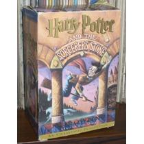 Harry Potter La Piedra Filosofal Audio Libro En 6 Cassetts