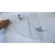 Repisa Triangular De Vidiro Templado 6mm De Espesor