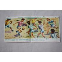 Futbol Boleto Campeonato Panamericano 1956, Jornada 8
