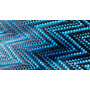 Malla Sombra 80% 3.7x4 Metros Lista Para Instalarse Reforzad