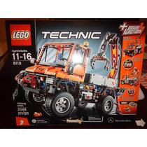 Lego 8110 Technic Unimog ** Unico En Mercado Libre !