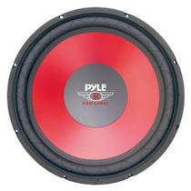 Cono Pyle Rojo Plw15rd 15 Pulgadas De Alto Rendimiento De Gr