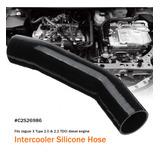 Motor Turbocompresor Intercooler De Silicona Intercooler Egr