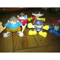 Set De 5 Figuras Originales De Los Chicos Del Barrio Knd Lbf