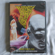 Pelicula Dvd Natural Born Killers / Asesinos Por Naturaleza