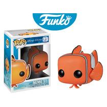 Nemo Pez Payaso Funko Pop Disney Pelicula Buscando A Nemo