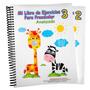 Mi Libro De Ejercicios Para Preescolar 2do Y 3ro. Precio C/u
