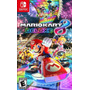 °° Mario Kart 8 Deluxe Para Nintendo Switch °° En Bnkshop