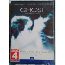 Dvd: Ghost (la Sombra Del Amor) - Demi Moore