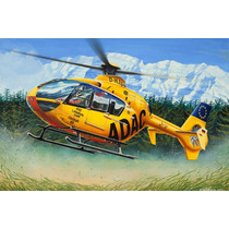 Modelo Helicóptero - Revell Ec 135 Adac Easy Kit Aviones