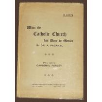 Iglesia Católica Conflicto Religioso Paganel México 1916