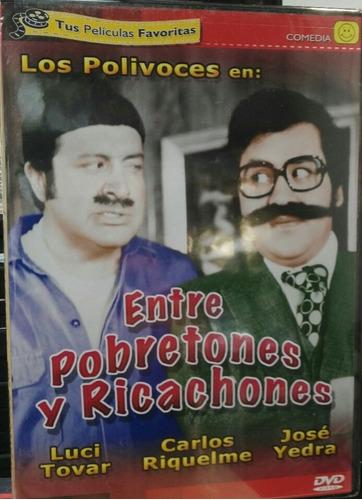Los Polivoces: Entre Pobretones Y Ricachones Dvd