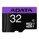 Tarjeta De Memoria Adata Ausdh32guicl10-ra1 Premier 32gb