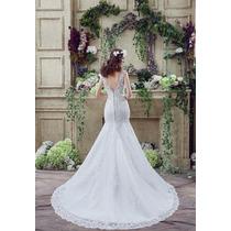 7c9233ffe Vestido De Novia De Sirena Ajustable Envio Gratis ! W-32264 en venta ...