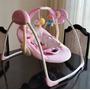 Mecedora Columpio Musical Con Velocidades Para Bebé