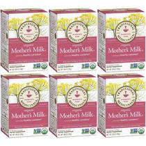 6pz Te Mothers Milk Promueve La Lactancia Materna Leche Bebe