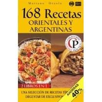 168 Recetas Orientales Y Argentinas-ebook-libro-digital