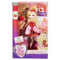Ever After High Muñeca De Apple White Nueva Blakhelmet Sp