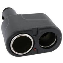 Bidireccional Cargador De Coche De 12v Dc Encendedor De Ciga