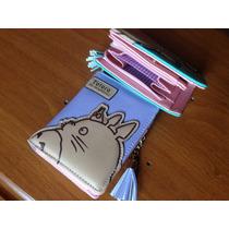 Monedero De Totoro, Studios Ghibli Importada Moda Japonesa