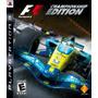 F1 Championship Edition Para Playstation 3