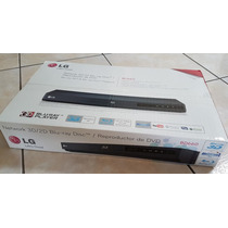Reproductor Blueray 3d, Dvd Y Usb. Lg Bd660