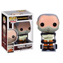 Hannibal Lecter Funko Pop #25 El Silencio De Los Inocentes