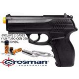 Crosman C11 Con Aire Comprimido, Co2, Pistola Envio Gratis!