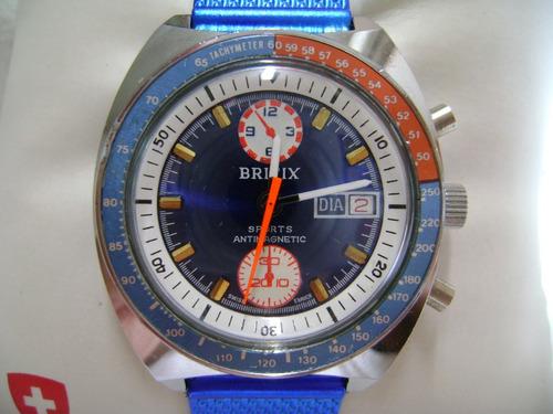 Venta En Cuerda Culiacán Britix De Reloj Sports Diver Vintage kZPXiu