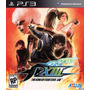 The King Of Fighters Xiii + Todos Los Personajes Ps3
