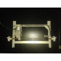 Mecanismo Con Motor 12vcd, Reductor Y Encoder Optico.