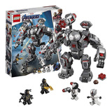 Lego Marvel Avengers 76124 War Machine Buster + Envio!!!