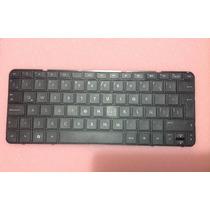 Teclado Hp Mini 110-3800 110-3800la Negro En Español Fn4