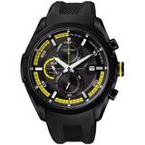 Reloj Citizen Eco-drive Ca0125-07e Sport Cronógrafo Fechador