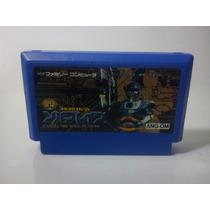 Tokkyuu Shirei Solbrain / Shatterhand Nintendo Famicom Nes