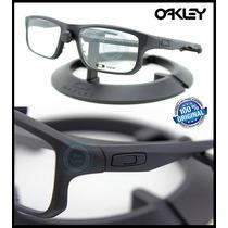 Armazon Oftalmico Oakley Voltage Ox8049-01 Satin Black Nuevo